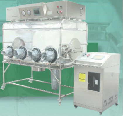 Duplex Operation Soft Structure Aseptic Isolator For Sterility Testing